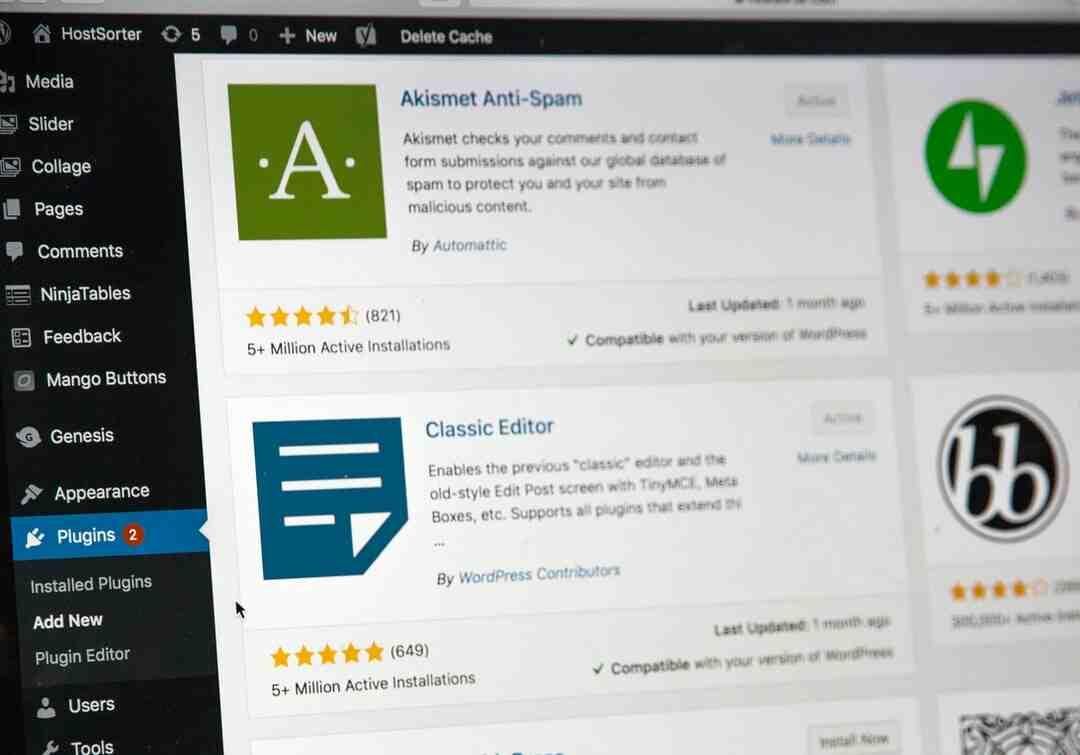 Comment restaurer wordpress