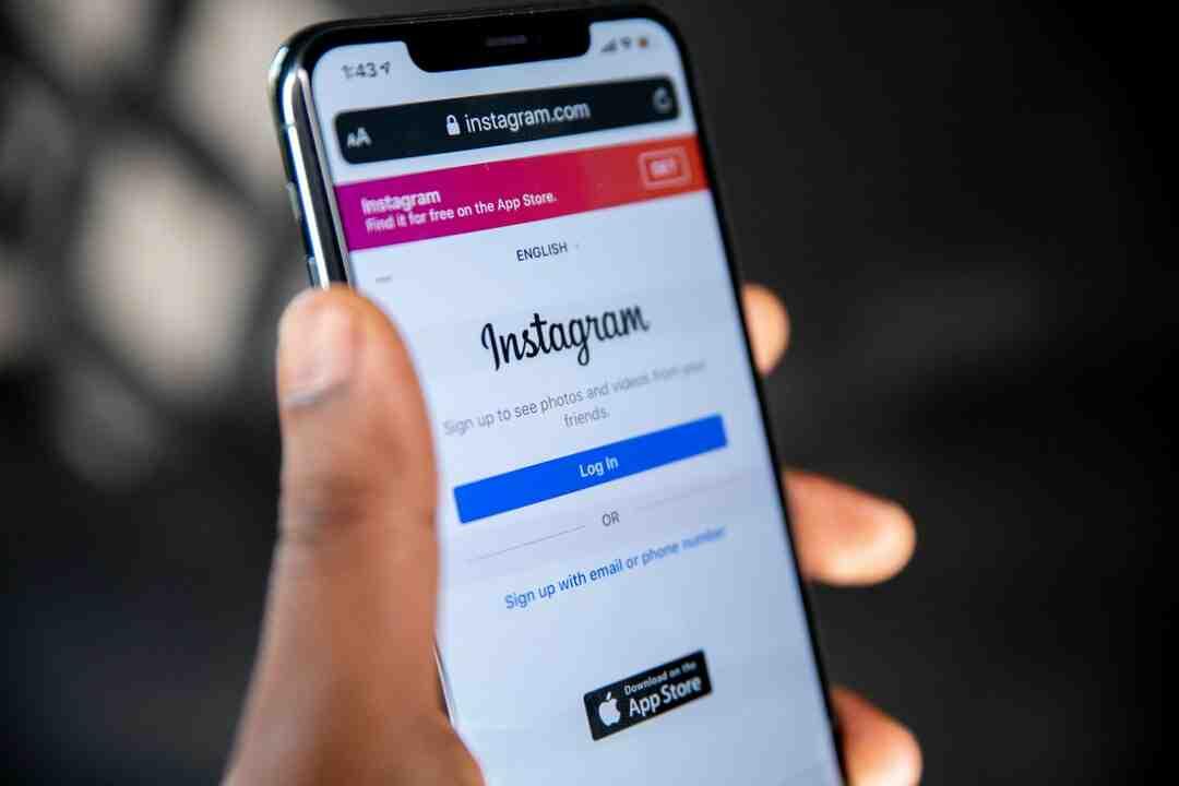 Comment changer le logo instagram