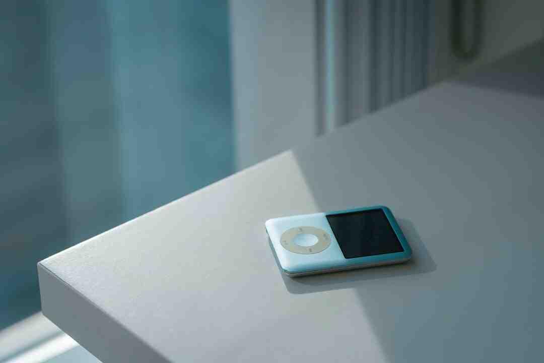 Comment mettre une vidéo sur un iPod