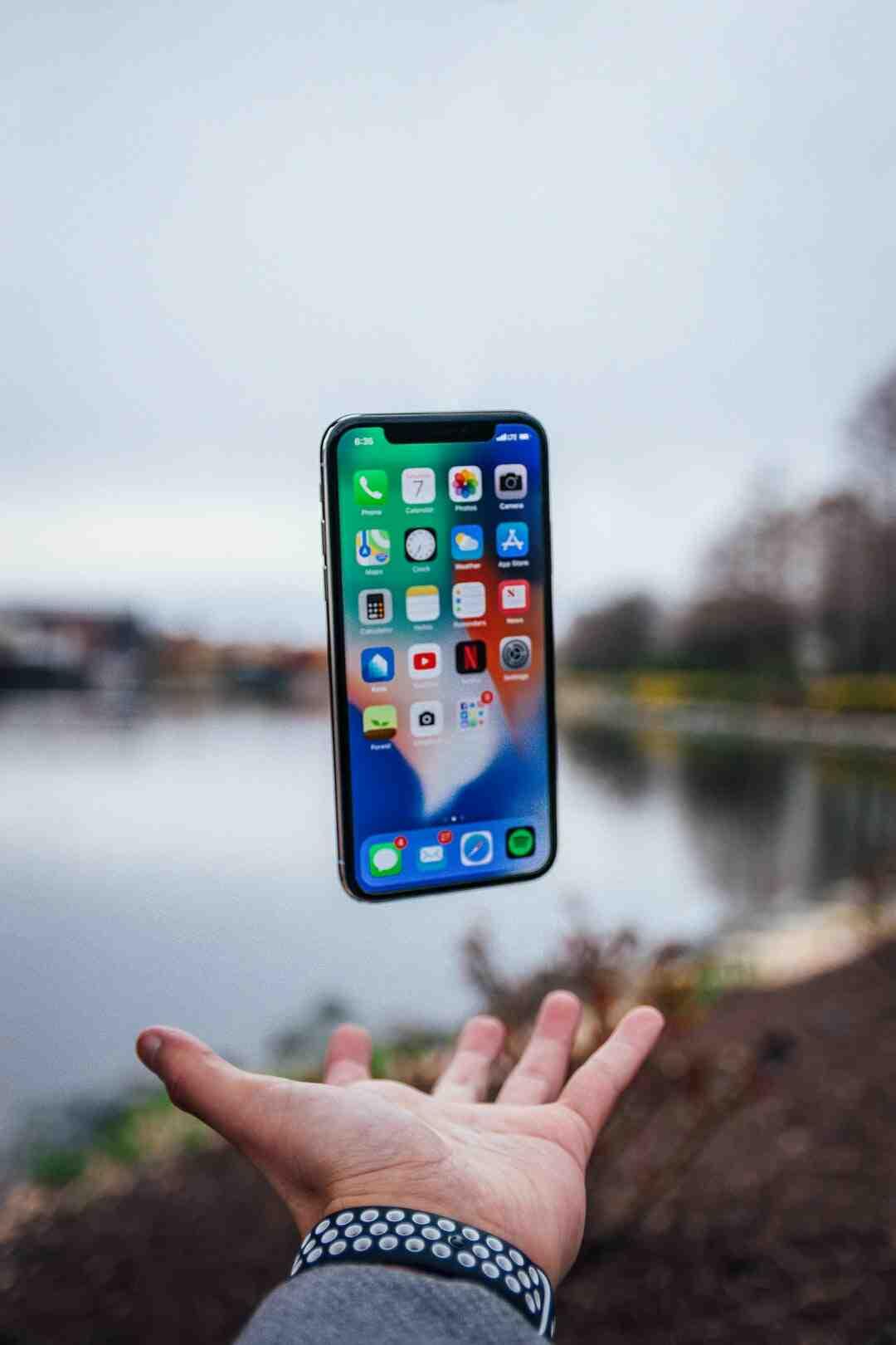 Comment faire une sauvegarde de son iPhone sans iTunes ?